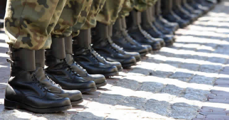 How To Clean And Care For Military Boots