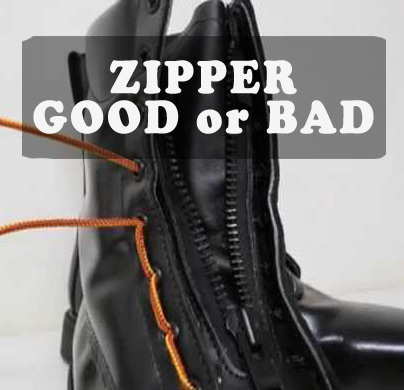 benefits of zippers