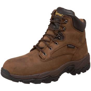 "Chippewa Men's IQ- 6"" Composite Toe Waterproof Boot"