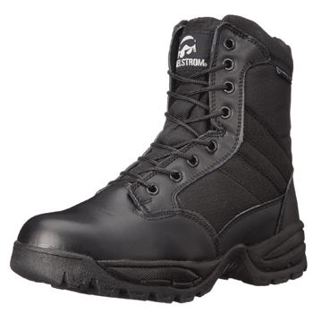 Maelstrom Men's Tac Force 8 Inch Zipper Tactical Bootq