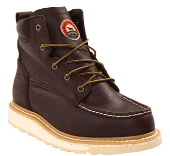 Irish Setter Men's Work Boot Review - Boot Ratings