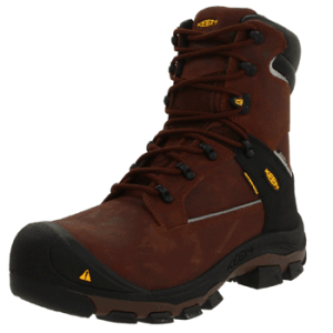 "KEEN Utility Men's Portland PR 6"" Aluminum Toe Work Boot"