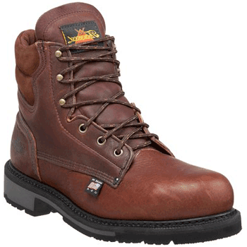 "Thorogood Men's American Heritage 6"" Safety Toe Boot"