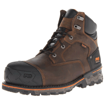 Timberland PRO Men's Boondock 6 Inch Waterproof Non-Insulated Work Boot