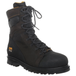 "Timberland PRO Men's Rigmaster Steel Toe 8"" WaterPROof Workboot"