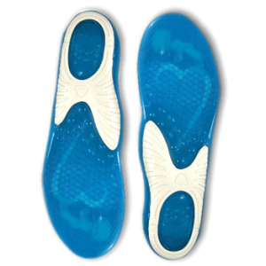 Syono Orthotics Gel Insoles and Shoe Inserts for Men and Women