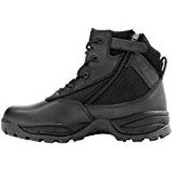 Maelstrom Men's PATROL Waterproof Comp Toe Work Boot with Zipper