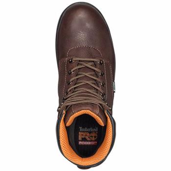 "New - Timberland PRO Men's 26078 Titan 6"" Waterproof Safety-Toe Work Boot"