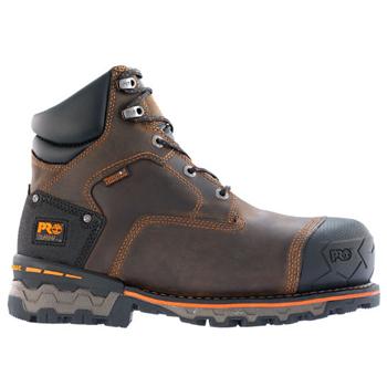 "New - Timberland PRO Men's Boondock 6"" Waterproof Non-Insulated Work Boot"