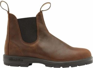 Blundstone 550 Chelsea Boot in Antique Brown