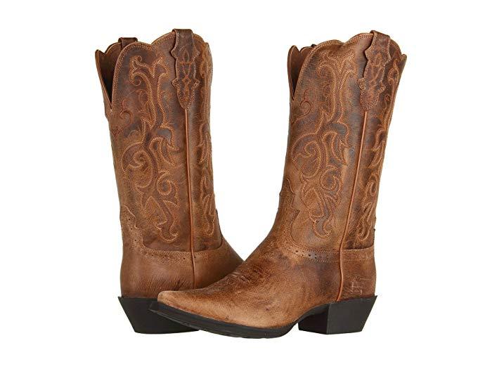 Justin McKayla Boots