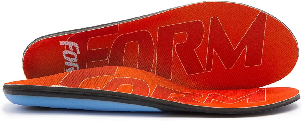 Form Insoles Reinforced